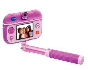 camara vtech selfie niños