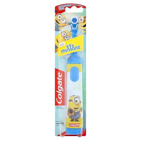 cepillo dientes eléctrico los Minions