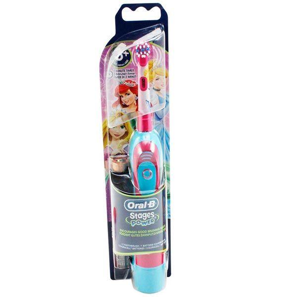 cepillo eléctrico princesas disney