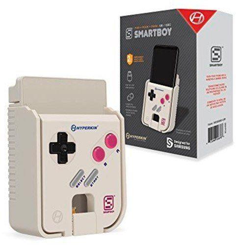 convierte tu móvil en una Game Boy