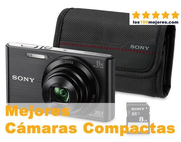 mejores cámaras compactas