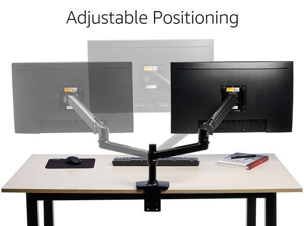 Soporte ajustable para monitor Basics