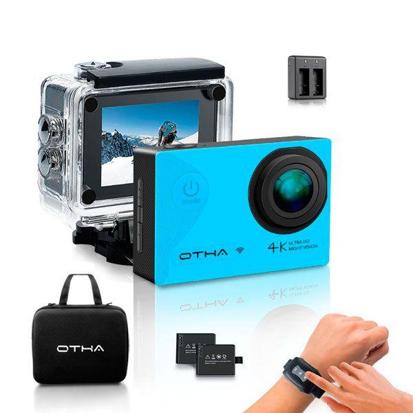 cámara acuática Otha 4K