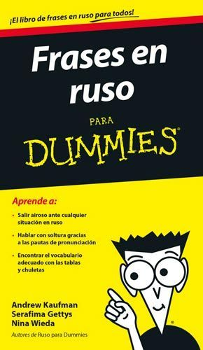 frases ruso dummies