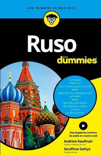libro aprender ruso para dummies