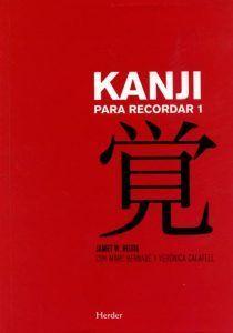 libro japoneskanji