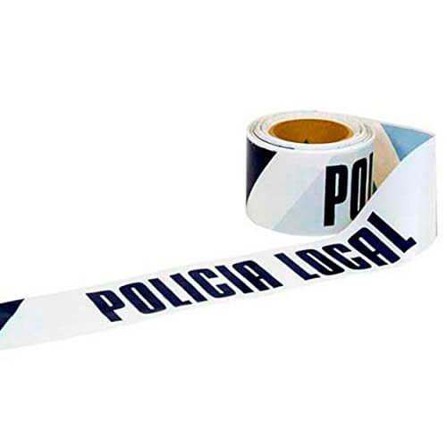 cinta policía local