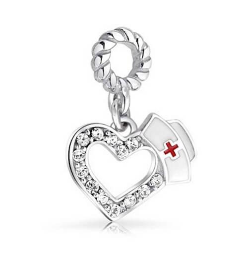 colgante regalo para enfermeras