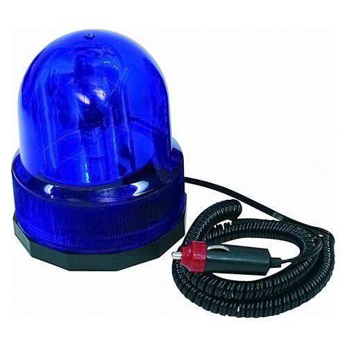 luz policía