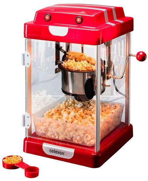 maquina de palomitas celexon cinepop