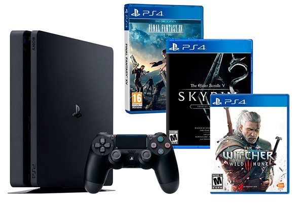 pack ps4 3 rpg