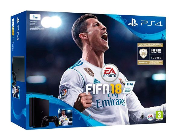 pack PS4 Fifa 2018