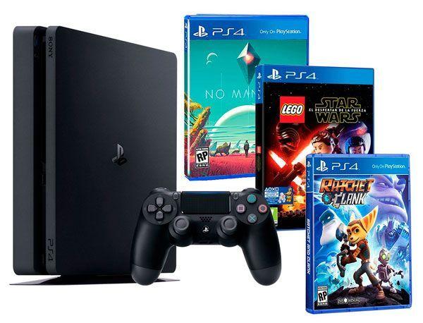 Mejores Packs Ps4 2019 Ofertas Para Comprar Tu Playstation 4 Juegos