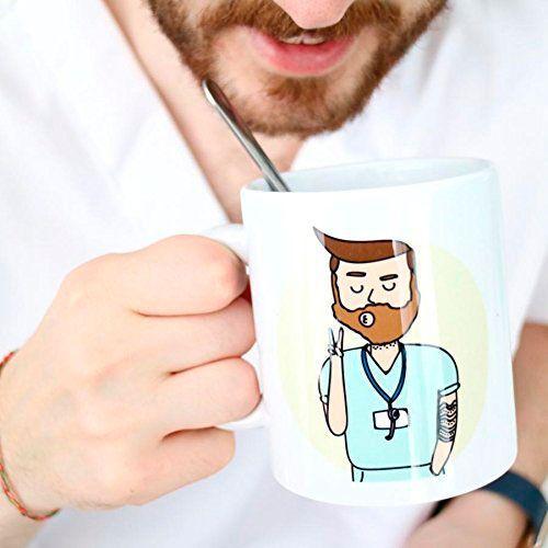 taza enfermero