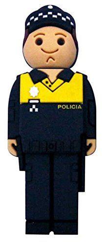 USB policía local