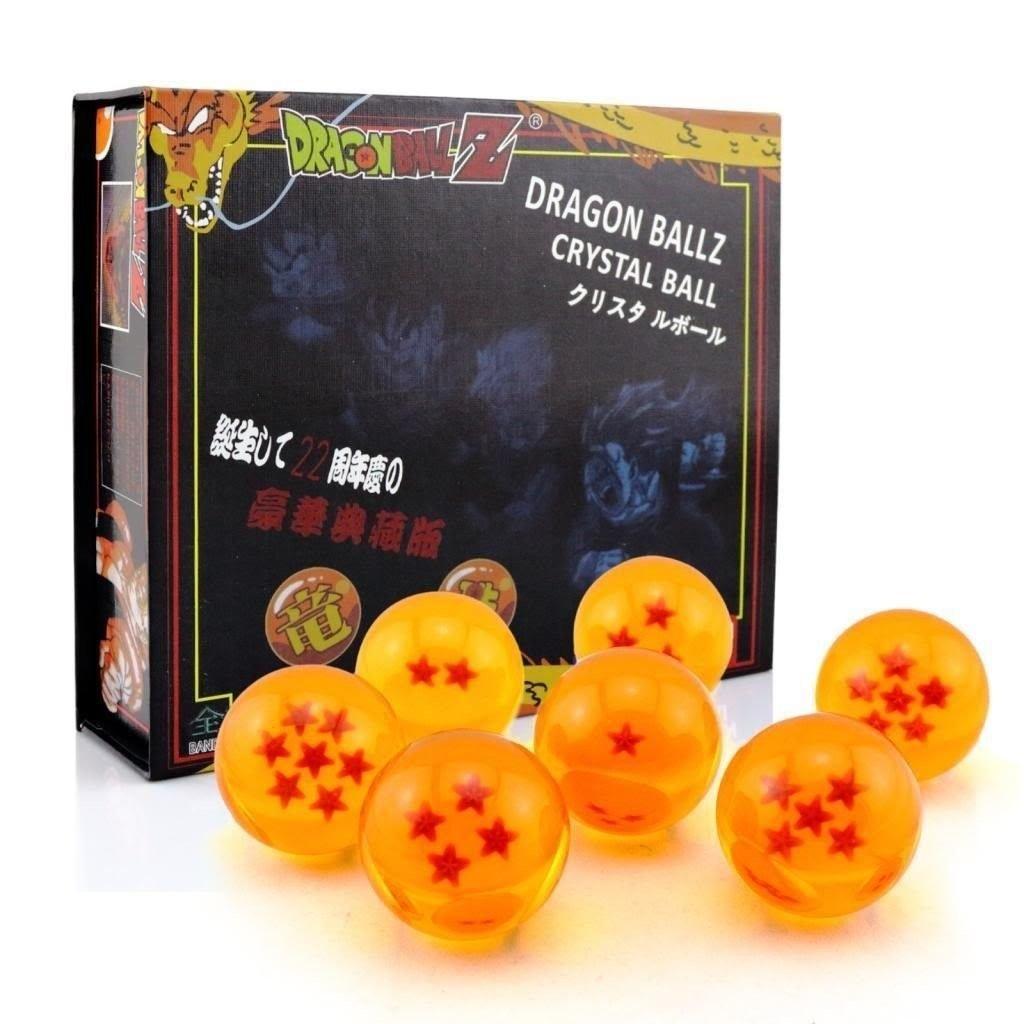 7 bolas de dragón