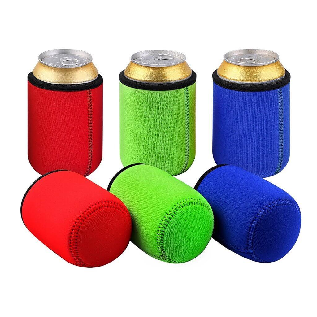 funda latas cerveza frías