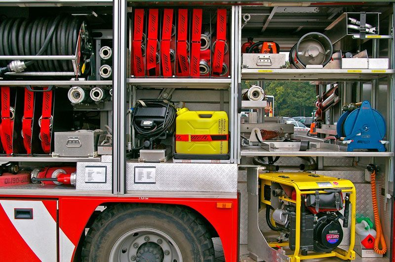 regalos para bomberos