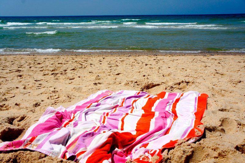 toallas playa grandes baratas