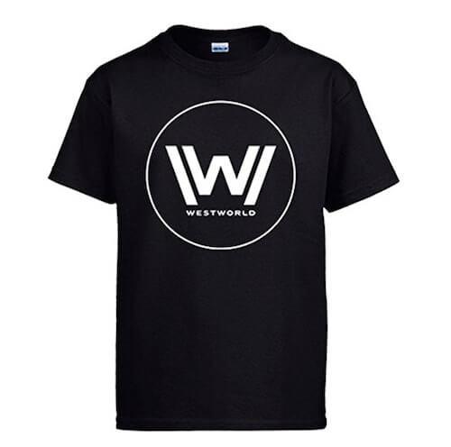 camiseta hombre westworld