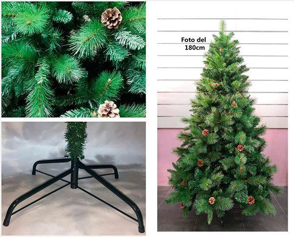 Árbol de Navidad Artificial de Pino