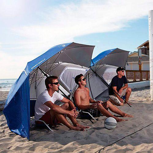 sombrilla playa sport